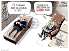 Cartoonist Gary Varvel  Gary Varvel's Editorial Cartoons 2009-09-15 medication