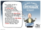 Cartoonist Gary Varvel  Gary Varvel's Editorial Cartoons 2009-12-14 climate