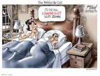 Cartoonist Gary Varvel  Gary Varvel's Editorial Cartoons 2010-01-21 sleep