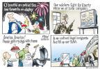 Cartoonist Gary Varvel  Gary Varvel's Editorial Cartoons 2010-07-04 cheese