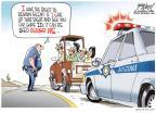 Gary Varvel  Gary Varvel's Editorial Cartoons 2010-07-30 law enforcement