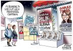 Cartoonist Gary Varvel  Gary Varvel's Editorial Cartoons 2010-11-25 miss