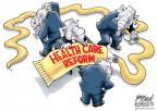 Cartoonist Gary Varvel  Gary Varvel's Editorial Cartoons 2011-01-15 health care repeal