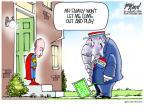 Cartoonist Gary Varvel  Gary Varvel's Editorial Cartoons 2011-05-22 family