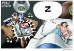 Cartoonist Gary Varvel  Gary Varvel's Editorial Cartoons 2011-06-23 sleep