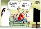Cartoonist Gary Varvel  Gary Varvel's Editorial Cartoons 2011-07-26 league