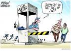 Gary Varvel  Gary Varvel's Editorial Cartoons 2011-10-02 Justice Department