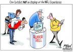 Cartoonist Gary Varvel  Gary Varvel's Editorial Cartoons 2012-02-01 league