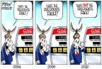 Cartoonist Gary Varvel  Gary Varvel's Editorial Cartoons 2012-02-23 2004