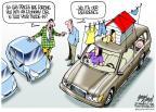 Cartoonist Gary Varvel  Gary Varvel's Editorial Cartoons 2012-03-05 trade
