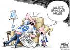 Cartoonist Gary Varvel  Gary Varvel's Editorial Cartoons 2012-03-08 league