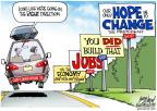 Cartoonist Gary Varvel  Gary Varvel's Editorial Cartoons 2012-08-26 2012 election economy