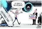 Cartoonist Gary Varvel  Gary Varvel's Editorial Cartoons 2012-09-02 two