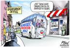 Cartoonist Gary Varvel  Gary Varvel's Editorial Cartoons 2012-09-04 2012 election economy
