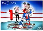 Cartoonist Gary Varvel  Gary Varvel's Editorial Cartoons 2012-10-24 2012 election
