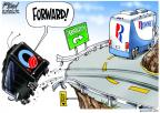 Cartoonist Gary Varvel  Gary Varvel's Editorial Cartoons 2012-11-06 2012 election