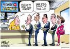 Gary Varvel  Gary Varvel's Editorial Cartoons 2012-11-29 Mitch McConnell