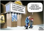 Cartoonist Gary Varvel  Gary Varvel's Editorial Cartoons 2013-01-15 3-D movie