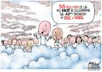 Cartoonist Gary Varvel  Gary Varvel's Editorial Cartoons 2013-01-22 anniversary