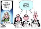 Cartoonist Gary Varvel  Gary Varvel's Editorial Cartoons 2013-01-24 difference