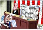 Cartoonist Gary Varvel  Gary Varvel's Editorial Cartoons 2013-02-12 unemployment