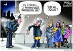 Cartoonist Gary Varvel  Gary Varvel's Editorial Cartoons 2013-02-17 parenting