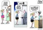 Cartoonist Gary Varvel  Gary Varvel's Editorial Cartoons 2013-05-08 family