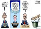Gary Varvel  Gary Varvel's Editorial Cartoons 2013-05-17 Justice Department