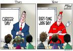 Cartoonist Gary Varvel  Gary Varvel's Editorial Cartoons 2013-07-12 unemployment
