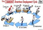 Cartoonist Gary Varvel  Gary Varvel's Editorial Cartoons 2013-08-30 unemployment