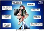 Gary Varvel  Gary Varvel's Editorial Cartoons 2013-10-30 justice