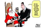 Cartoonist Gary Varvel  Gary Varvel's Editorial Cartoons 2013-12-09 sleep