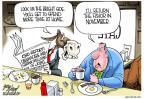 Cartoonist Gary Varvel  Gary Varvel's Editorial Cartoons 2014-02-09 unemployment