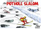 Cartoonist Gary Varvel  Gary Varvel's Editorial Cartoons 2014-02-11 2014 Olympics