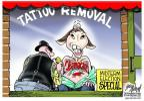 Gary Varvel  Gary Varvel's Editorial Cartoons 2014-02-17 2014 Obamacare