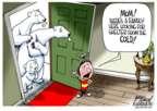 Cartoonist Gary Varvel  Gary Varvel's Editorial Cartoons 2014-02-27 family