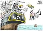 Cartoonist Gary Varvel  Gary Varvel's Editorial Cartoons 2014-06-12 conservatism