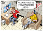 Cartoonist Gary Varvel  Gary Varvel's Editorial Cartoons 2014-09-16 player