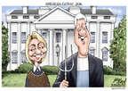 Cartoonist Gary Varvel  Gary Varvel's Editorial Cartoons 2014-09-18 prospective