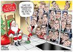 Cartoonist Gary Varvel  Gary Varvel's Editorial Cartoons 2014-12-03 prospective