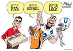 Cartoonist Gary Varvel  Gary Varvel's Editorial Cartoons 2015-01-10 player