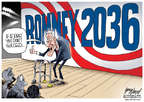 Cartoonist Gary Varvel  Gary Varvel's Editorial Cartoons 2015-01-14 2012 election