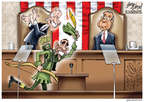 Cartoonist Gary Varvel  Gary Varvel's Editorial Cartoons 2015-01-20 Obama Biden