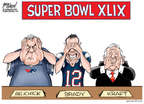 Cartoonist Gary Varvel  Gary Varvel's Editorial Cartoons 2015-01-26 football coach