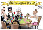 Cartoonist Gary Varvel  Gary Varvel's Editorial Cartoons 2015-03-29 world