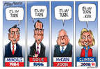 Gary Varvel  Gary Varvel's Editorial Cartoons 2015-04-20 1980s