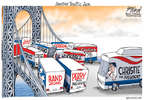 Gary Varvel  Gary Varvel's Editorial Cartoons 2015-07-05 2016 Election Ted Cruz