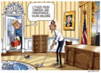 Cartoonist Gary Varvel  Gary Varvel's Editorial Cartoons 2016-12-02 Barack Obama