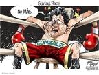 Gary Varvel  Gary Varvel's Editorial Cartoons 2007-08-28 Justice Department