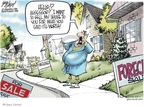 Cartoonist Gary Varvel  Gary Varvel's Editorial Cartoons 2007-09-20 estate tax